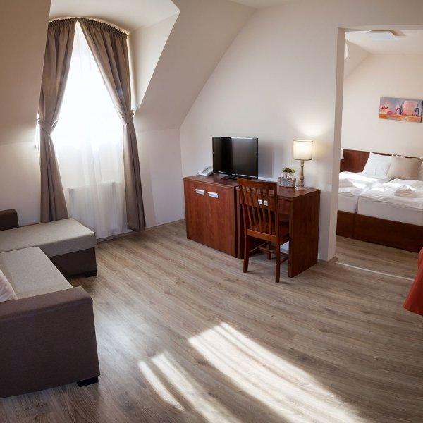 Deluxe szoba - Vitis Hotel Villány